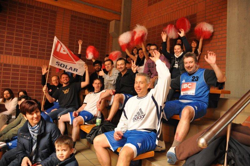 IBC Baskets beim Motor-Nützel Company Cup