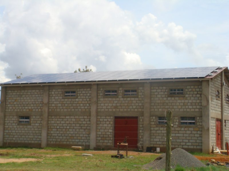 Das Orphanage Lewa Children's Home in Eldoret