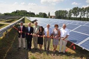 IBC SOLAR Einweihung Solarpark Staats_Foto