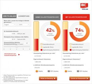 IBC Solarstromrechner_Auswertung