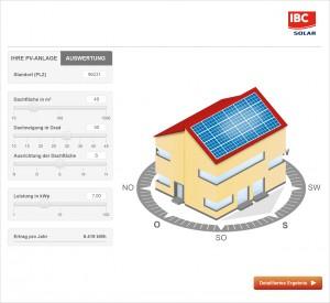IBC Solarstromrechner_Maske