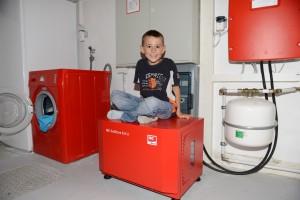 Bild von Kind auf IBC SolStore 6.5 Li