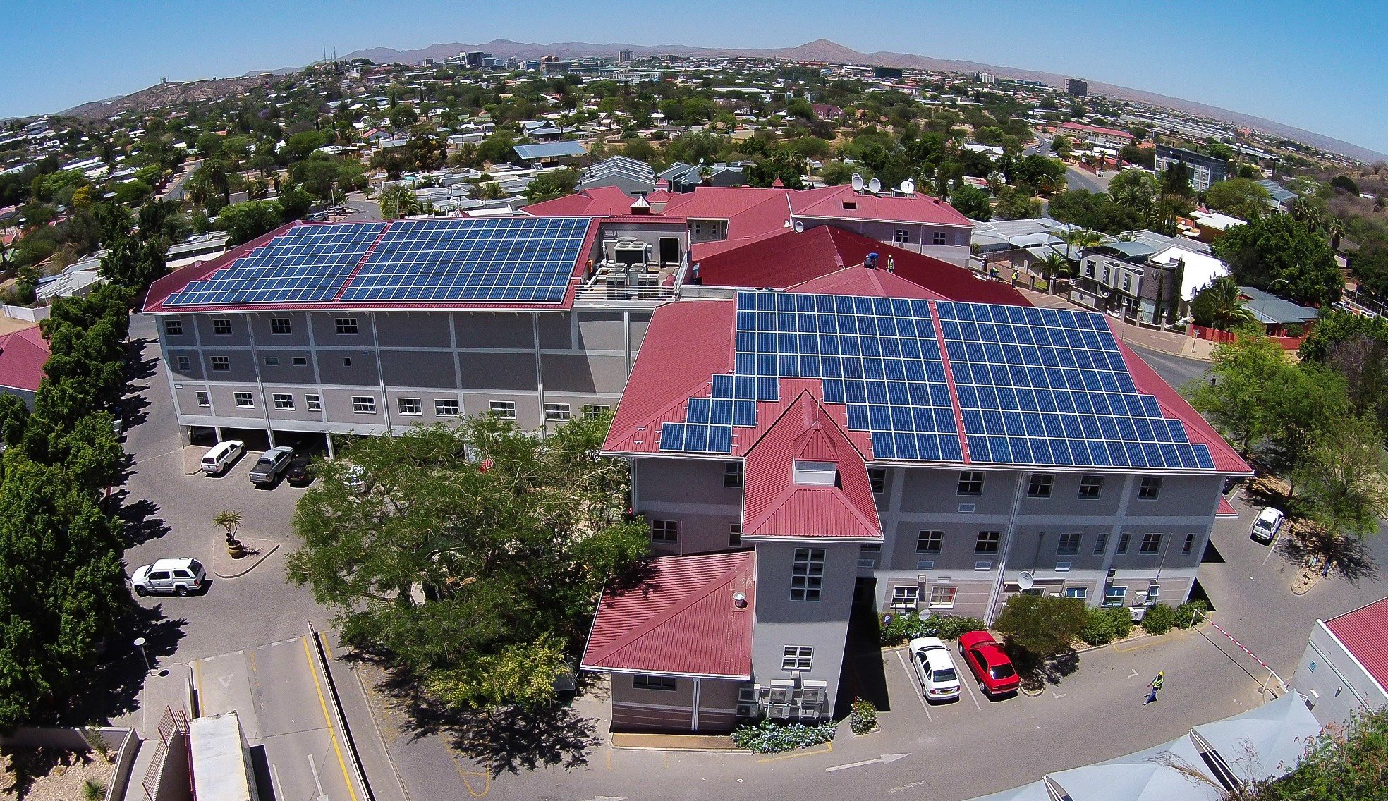Namibia Ibc Solar Blog