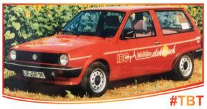 IBC-Elektro-Polo VW 1990